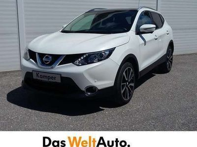 gebraucht Nissan Qashqai 1,6 dCi Tekna Aut.