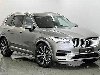 gebraucht Volvo XC90 T8 AWD Recharge Inscription Geartronic
