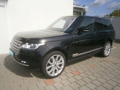 gebraucht Land Rover Range Rover 4,4 SDV8 Vogue