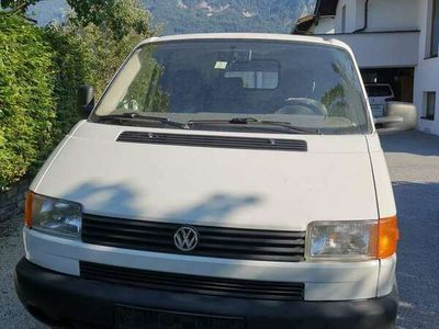 gebraucht VW T4 VW 70 Kastenwagen TDI Entry