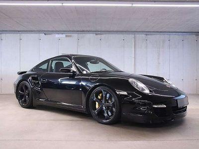 """gebraucht Porsche 911 (997) Turbo Coupé *Keramik*black/black*20""""* Sportwagen / Coupé,"""
