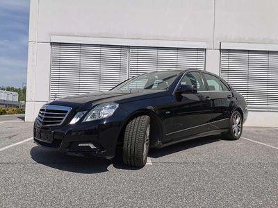 gebraucht Mercedes E350 E-KlasseCGI Limousine