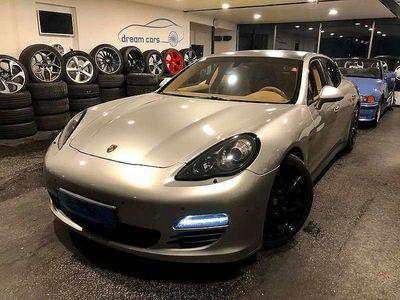 gebraucht Porsche Panamera 3,0 Diesel Aut. *Top Ausgestattet*