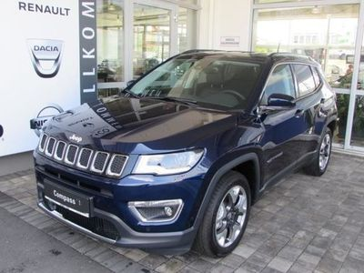 gebraucht Jeep Compass 1,6 MULTIJET LIMITED FWD 6MT 120 4X2