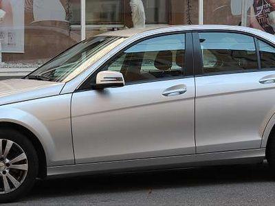 gebraucht Mercedes C180 C-KlasseCDI A-Edition BlueEfficiency Aut. Limousine