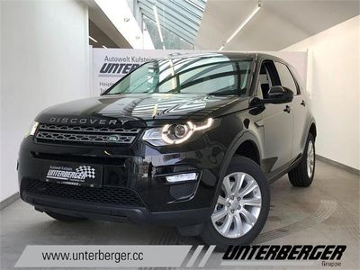 brugt Land Rover Discovery Sport 2,0 TD4 Pure