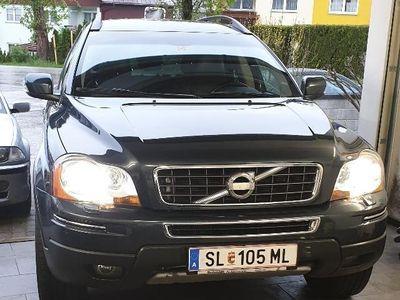 gebraucht Volvo XC90 D5 A Momentum Geartronic