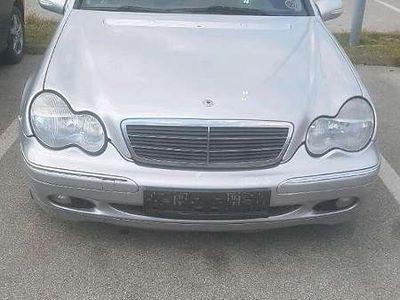 gebraucht Mercedes C200 C-KlasseCDI Limousine