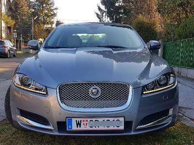 gebraucht Jaguar XF 3.0 Diesel Luxury - TOPZUSTAND
