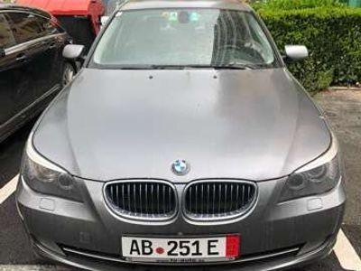 gebraucht BMW 525 5er-Reihe Allrad Diesel (E60)