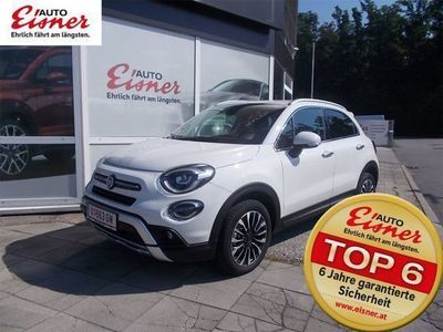 gebraucht Fiat 500X Cross-look 1,6 MJ SCR