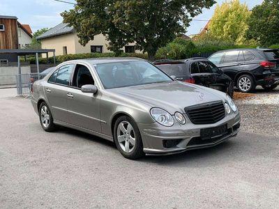 gebraucht Mercedes E270 CDI AMG E63 FACELIFT UMBAU Limousine