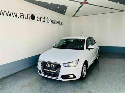 gebraucht Audi A1 Sportback 1.6 TDI Ambition