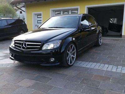 gebraucht Mercedes C280 Avantgarde Sport A-Edition Aut.