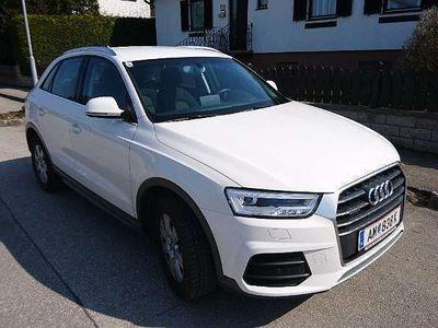 brugt Audi Q3 2,0 TDI Intense quattro S-tronic SUV / Geländewagen,