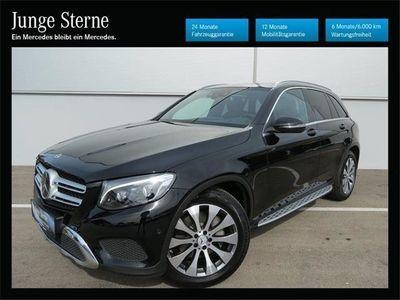gebraucht Mercedes GLC350 d 4M Panorama Totwnkl. Distr. Comand Finanz.mögl.