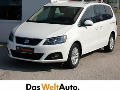 used Seat Alhambra Executive TSI
