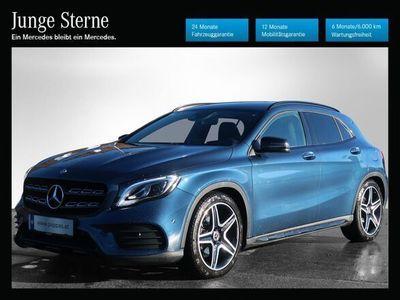 gebraucht Mercedes GLA180 Aut.