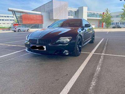 gebraucht BMW 635 6er-Reihe Coupé Diesel (E63)