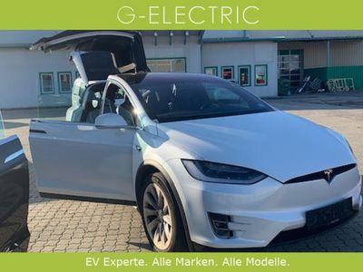 gebraucht Tesla Model X 100D MwSt.ausweisbar