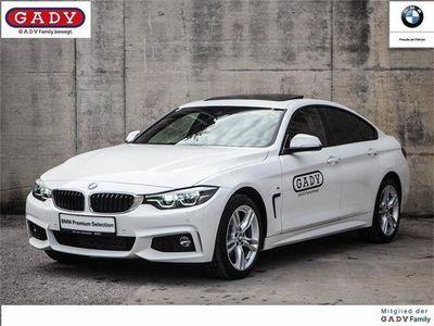 gebraucht BMW 420 Gran Coupé 4er-Reihe d xDrive M Sport Sportwagen / Coupé,