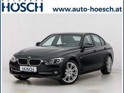 used BMW 318 d Sport Line LP: 50.422,- €