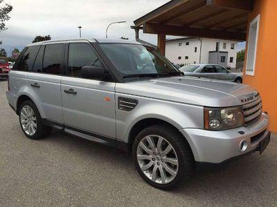 gebraucht Land Rover Range Rover Sport 3,6 TdV8 HSE SUV / Geländewagen,
