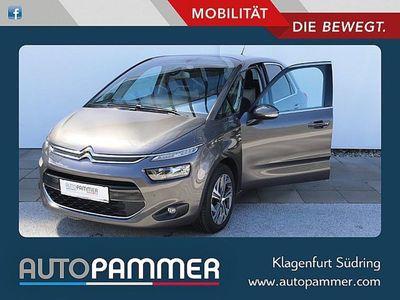 gebraucht Citroën C4 SpaceTourer C4 Picasso BlueHDi 120 Exclusive EAT6 Aut., Exclusive, 120 PS, 5 Türen, Automatik