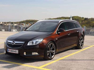 gebraucht Opel Insignia ST 2,0 Cosmo CDTI ecoflex
