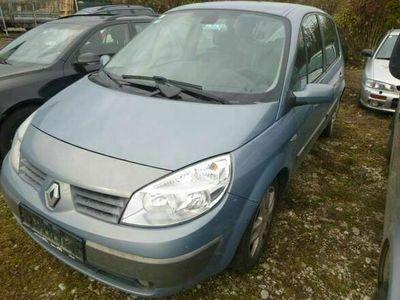 gebraucht Renault Grand Scénic Scénic Dynamique Komfort 1,9 dCi, 120 PS, 5 Türen, Schaltgetriebe