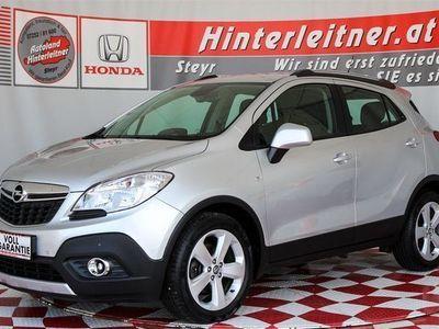 gebraucht Opel Mokka CDTI ecoflex Cosmo NAVI