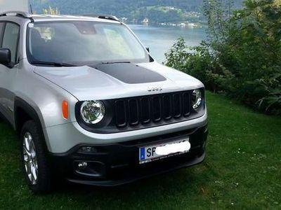 gebraucht Jeep Renegade 2,0 MultiJet II 140 Limited AWD