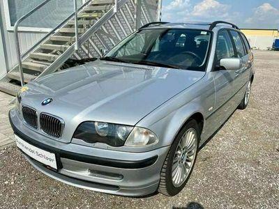 gebraucht BMW 330 d Touring (E46)_XENON_SCHIEBEDACH_TEILLEDER