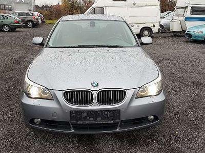 gebraucht BMW 525 5er-Reihe xi Österreich-Paket Aut. Limousine