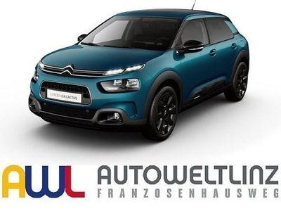 used Citroën C4 Cactus PureTech 130 S&S Manuell Shine Limousine,