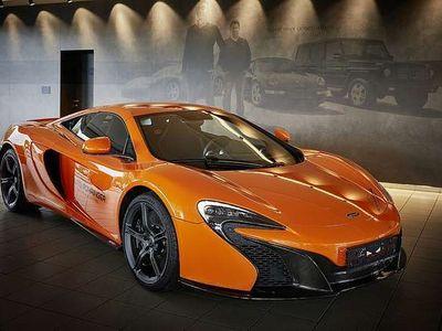 gebraucht McLaren 650S Coupé *Topzustand*Lifting*Carbonpaket*