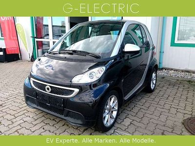 gebraucht Smart ForTwo Coupé ED Elektro inklusive Batterie, Panoramadach, Klimaanlage Klein-/ Kompaktwagen,