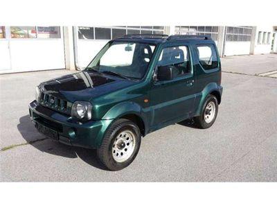 gebraucht Suzuki Jimny 1,5 VX DDiS