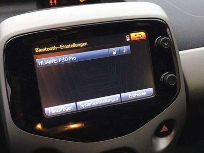 gebraucht Toyota Aygo 1,0 VVT-i x-play Limousine