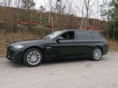gebraucht BMW 518 5er-Reihe Kombi Diesel (F11 LCI) Touring Österre