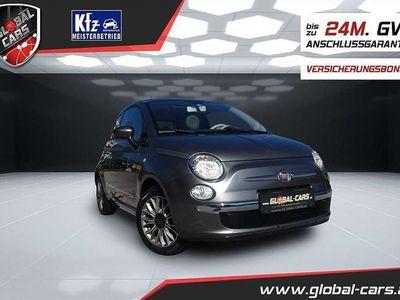 gebraucht Fiat 500 1,2 69 Lounge*Klima*Virtual*MLF*TOP!!!
