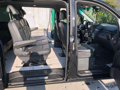 gebraucht Mercedes Viano V6, 3.0l Kombi / Family Van,