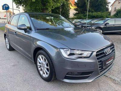 gebraucht Audi A3 Sportback 1,6 TDI intense