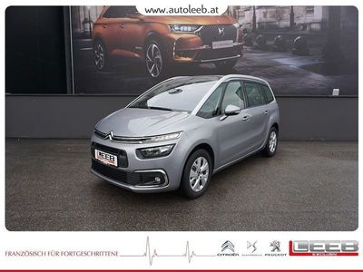 gebraucht Citroën C4 SpaceTourer GrandBlueHDI 130 S&S 6-Gang Feel Edition