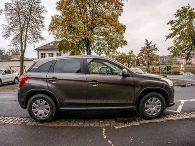 gebraucht Citroën C4 Aircross 1,6 2WD Exclusive