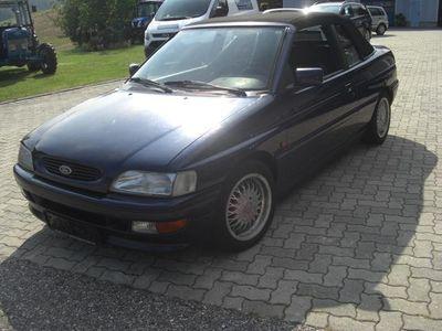 gebraucht Ford Escort Cabriolet XR3i 1,8 16V