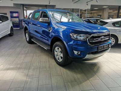gebraucht Ford Ranger Doppelkabine Limited 4x4 2.0 EcoBlue Aut. netto €