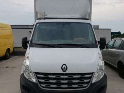 gebraucht Renault Master N1 Laskraftwagen NEUE ÖMTC PICKEL