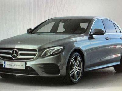 gebraucht Mercedes E220 E-KlasseAut./ AMG Line Interieur & Exterieur Limousine