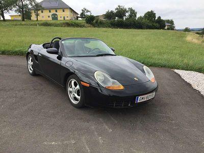 gebraucht Porsche Boxster 986 Cabrio / Roadster,